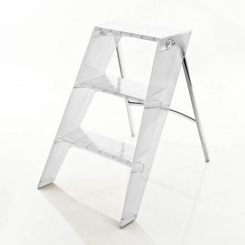 Upper - Escabeau - transparent