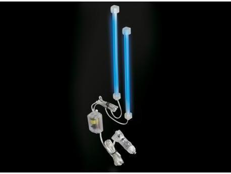 Tube lumineux a cathode 9