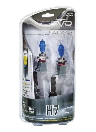 Ampoules H7 alfas maximum