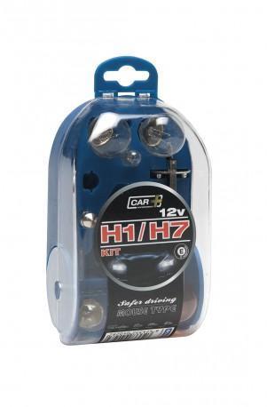 Coffret ampoules H1 H7