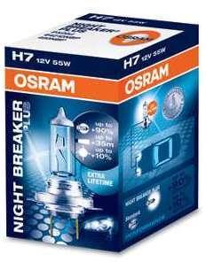 Night breaker plus H7 12V