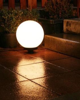 Catgorie eclairage extrieur page 9 du guide et comparateur - Boules lumineuses jardin ...
