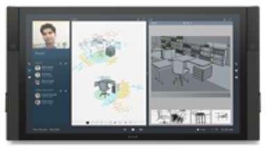 Microsoft Surface Hub 55 résolution