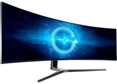 Ecran PC Gamer Samsung C49HG90