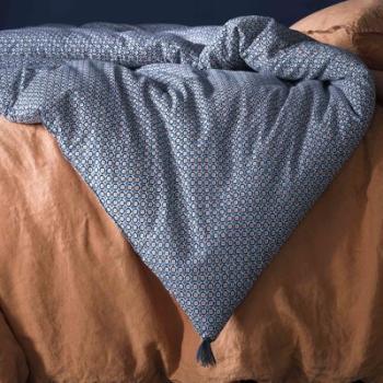 dredon Coton bleu nuit orage