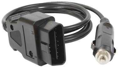 Câble OBD2 1 5 m fusible 7