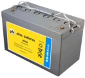 Batterie plomb Gel 12V 100Ah