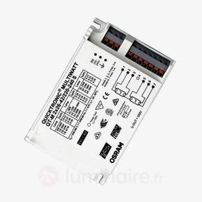 Ballast électronique QT-M