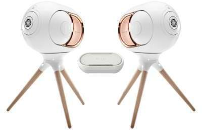 Devialet Gold Phantom Duo