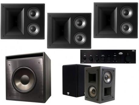 Klipsch - 525 thx pack 5 1