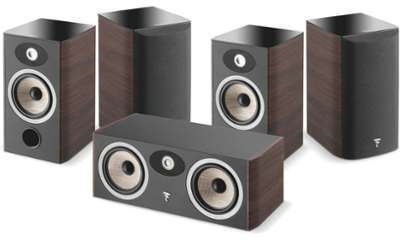 Focal Pack aria 906 Noyer