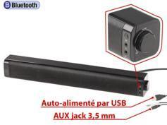 Barre de son stéréo USB 10