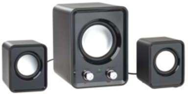 Système de haut-parleurs 2