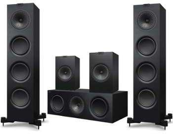 KEF Pack 5 0 Q750 Q650C Q350