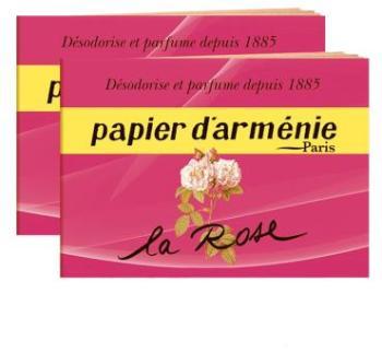 Papier d Arménie - Carnet