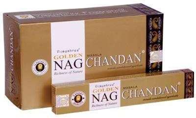 Encens Golden Nag Chandan