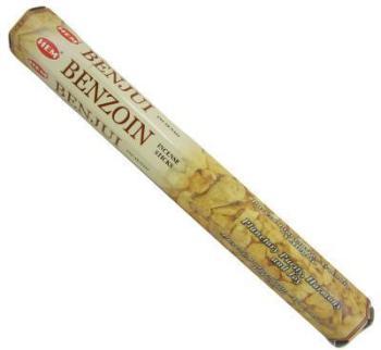 Encens Hem - Benjoin - Bâtonnets