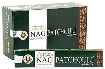 Encens Golden Nag Patchouli