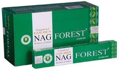 Encens Golden Nag Forest