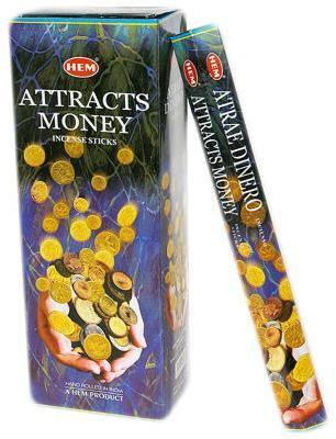 Encens Hem - Attire l argent