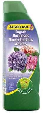 Engrais Hortensias Rhododendrons