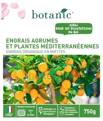 Engrais agrumes et plantes