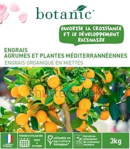 Engrais agrumes plantes méditerranéennes