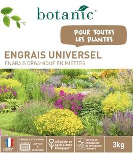 Engrais universel organique