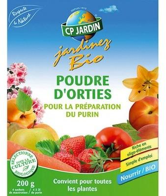 Poudre d orties (4 X 50 G)