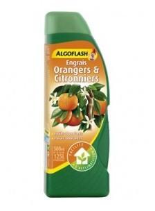 Engrais Liquide Orangers et
