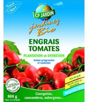 Engrais spécial tomates