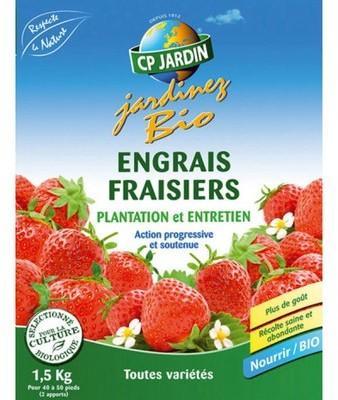 Engrais fraisiers 1 5 kg