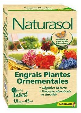 Engrais Plantes Ornementales
