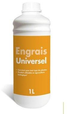 Engrais universel liquide