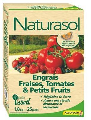 Engrais Fraises Tomates et
