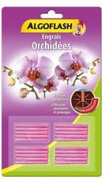 20 batonnets engrais orchidée