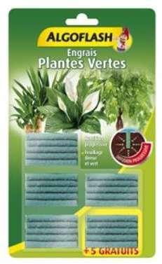 25 Bâtonnets Engrais Plantes