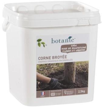 Corne Broyée Engrais Naturel