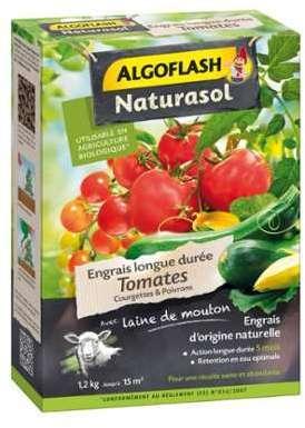 Engrais Tomates Courgettes