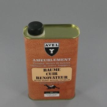 Baume cuir rénovateur liquide