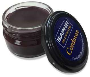 Cirage Crème CORDOVAN Saphir