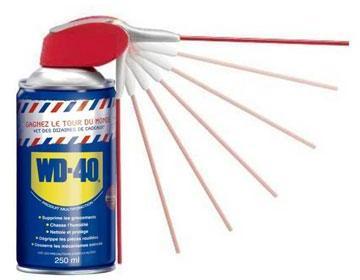 WD40 Professionnel