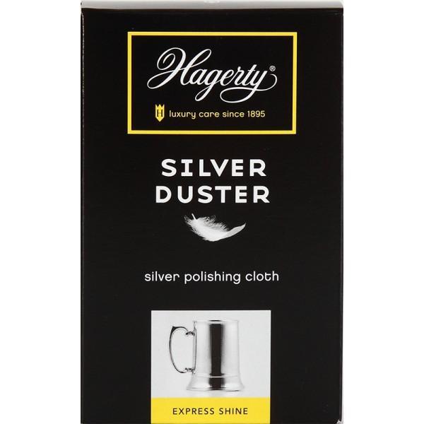 Silver Duster chiffon pour