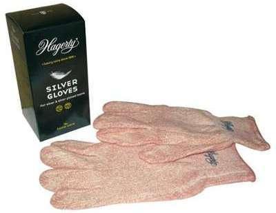 Silver Gloves gant - taille