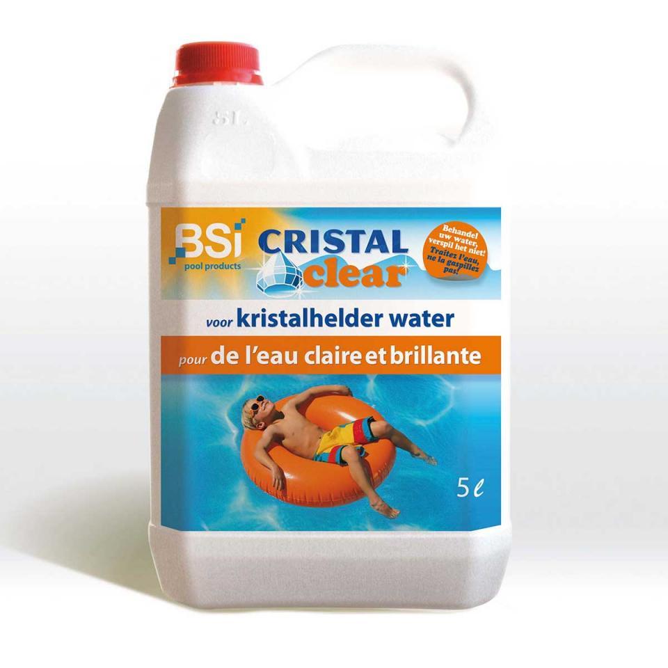 Cristal Clear Anti-Algues