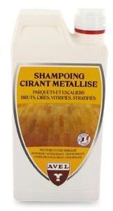 Shampoing Cirant Métallisé