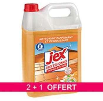 Pack 2 1 Jex nettoyant parfumé