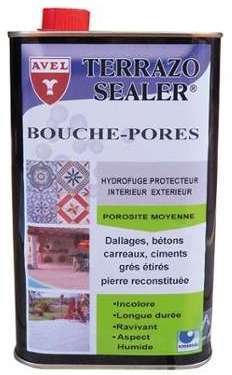 Bouche-pores Terrazo sealer