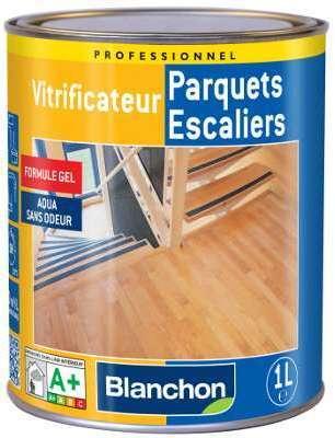 Vitrificateur parquets escaliers