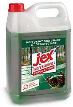 Nettoyants dsinfectants JEX